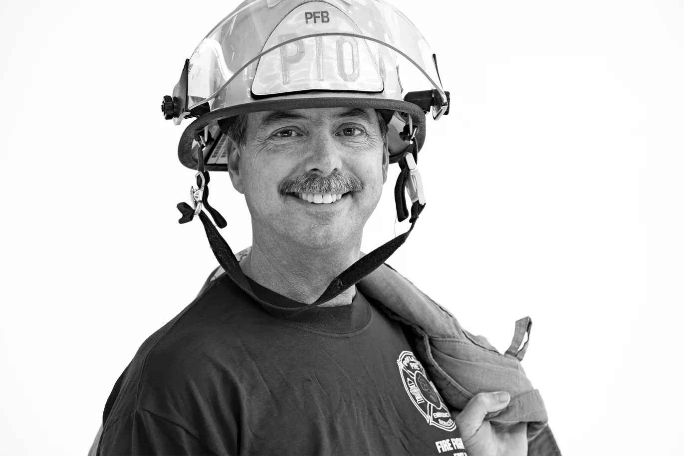 Don Porth former Director of Public Education for the Portland, Oregon, Fire and Rescue Department