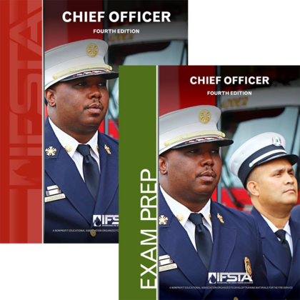 Chief Officer 4th Edition and Exam Prep Print Pkg