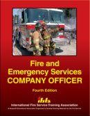 Fire and Emergency Services Company Officer, 4th Edition