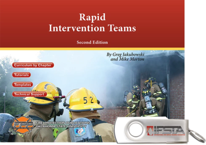 Rapid Intervention Teams, 2nd Edition Curriculum on USB