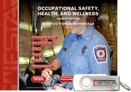 Occupational Safety, Health and Wellness, 4th Edition Curriculum USB Flash Drive