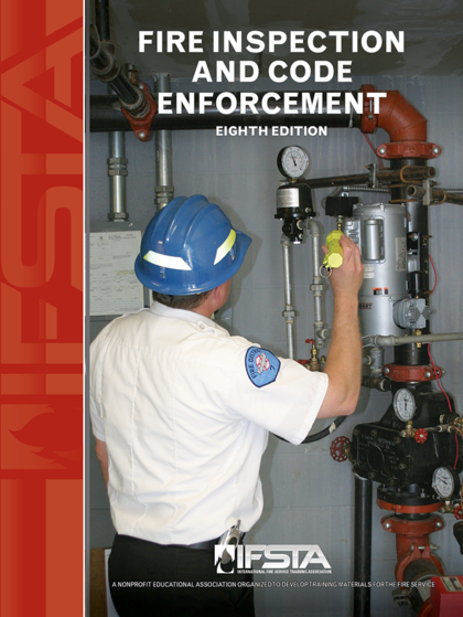 Fire Inspection and Code Enforcement 8th Edition