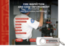 Fire Inspection and Code Enforcement 8th Edition, Curriculum USB Flash Drive