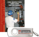 Fire Inspection and Code Enforcement, 8th Edition, Manual & Exam Prep USB