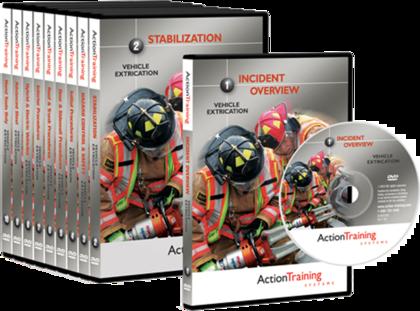 Vehicle Extrication Series: 10 part DVD set