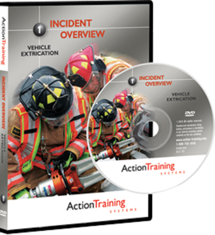 Vehicle Extrication, Roof & Trunk Procedures DVD