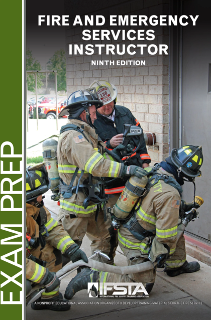 Fire and Emergency Services Instructor, 9th Edition Exam Prep Print