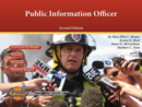 Public Information Officer: Media Relations for Fire Service Professionals, 2nd Edition USB Curriculum