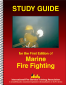 Marine Fire Fighting, 1st Edition Study Guide Print