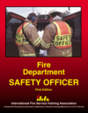 Fire Department Safety Officer, 1st Edition