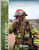 Fire and Emergency Services Company Officer, 5th Edition Exam Prep Print