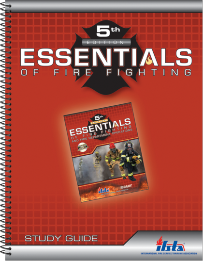 Essentials of Fire Fighting 5th Edition Study Guide Print