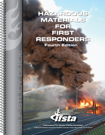 Hazardous Materials for First Responders, 4th Edition Self-Study Guide Print