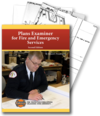 Plans Examiner for Fire and Emergency Services, 2nd Edition and Blueprints