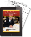 eBook Plans Examiner for Fire and Emergency Services, 2nd Edition and Blueprints