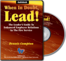 When In Doubt, Lead! Audiobook CD Rom