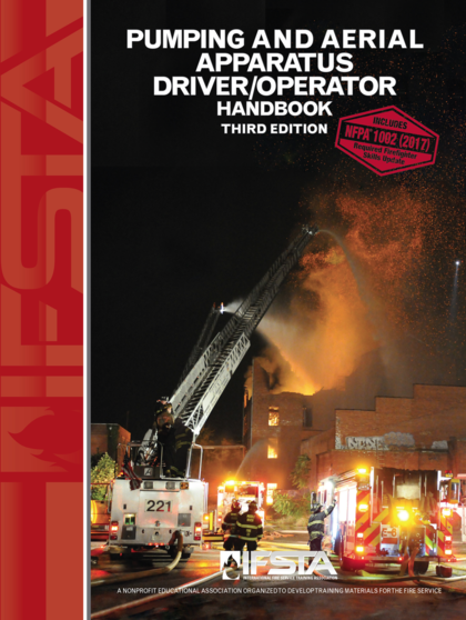 Pumping and Aerial Apparatus Driver/ Operator Handbook, 3rd Edition