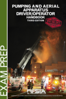 Pumping and Aerial Apparatus Driver/ Operator, 3rd Edition Exam Prep Print