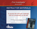 Fire Investigator, 2nd Edition Curriculum USB Flash Drive