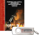 Pumping and Aerial Apparatus Driver Operator 3rd Manual & Exam Prep(usb) Pkg