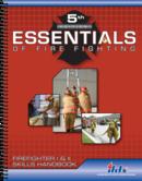 Essentials of Fire Fighting 5th Edition Skills Handbook Print