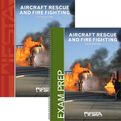 Aircraft Rescue and Fire Fighting 6th ed.& Exam Prep Print