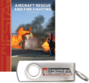 Aircraft Rescue and Fire Fighting, 6th Edition & Exam Prep (USB)