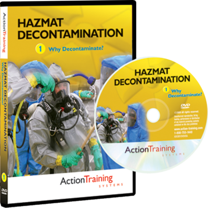 Decontamination Procedures DVD