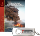 Haz Mat for First Responders (4th) Manual and Self-Study Guide (Interactive-USB)