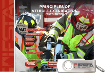 Principles of Vehicle Extrication, 4th Edition Curriculum USB Flash Drive