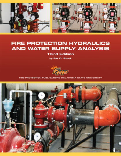 Fire Protection Hydraulics and Water Supply Analysis, 3rd Edition