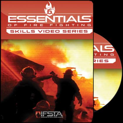 6th Edition IFSTA Essentials of Firefighting Exam Prep USB Drive IFSTA