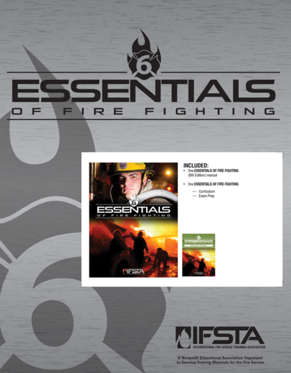 Essentials of Fire Fighting, 6th Edition Instructor Resource Kit