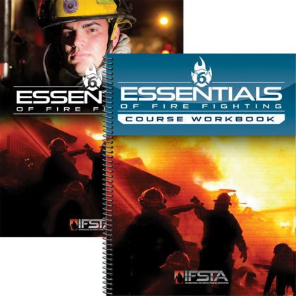 Essentials of Fire Fighting, 6th Edition Manual and Course Workbook (print)