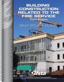 Building Construction Related to the Fire Service, 3rd Edition Self Study Guide Print