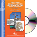 Building Construction Related to the Fire Service, 3rd Edition Clip Art CD Rom