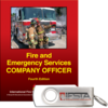Fire and Emergency Services Company Officer 4th ed. & Study Guide (USB)