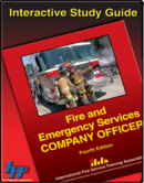 Fire and Emergency Services Company Officer 4th Edition Study Guide CD Rom