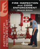 Fire Inspection and Code Enforcement, 7th Edition Instructor Resource Kit