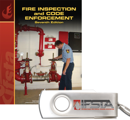 Fire inspection and code enforcement 7th ed
