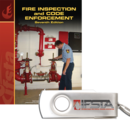 Fire Inspection and Code Enforcement 7th ed. & Study Guide (USB)