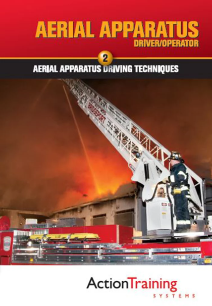 Aerial Apparatus Driving Techniques DVD