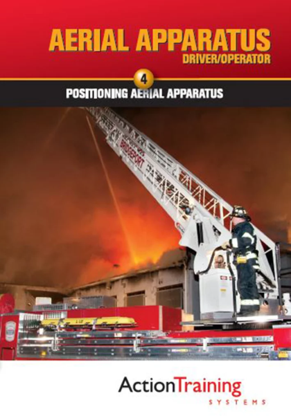 Positioning Aerial Apparatus DVD