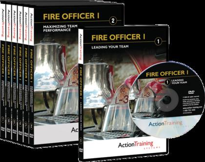 Fire Officer I DVD Series