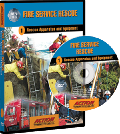 Fireground Search and Rescue DVD