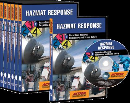 Haz Mat Response DVD Series