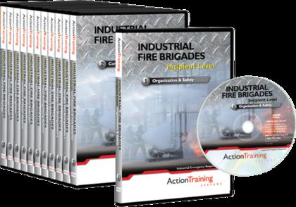 Industrial Fire Brigade: Incipient Level DVD Series