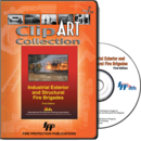 Industrial Exterior and Structural Fire Brigades, 1st Edition Clip Art CD Rom