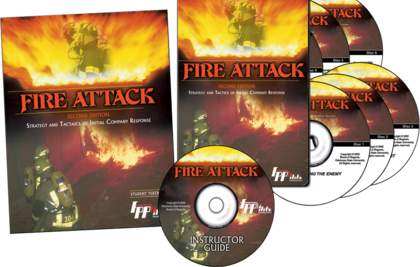Fire Attack 2nd ed. DVD Series & Student Text (Print)