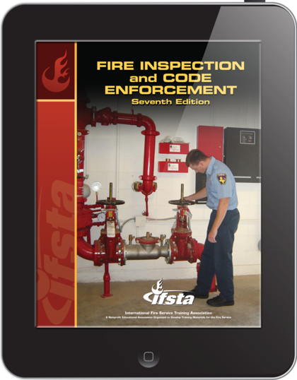 Ebook fire inspection and code enforcement 7th edition ifsta ebook fire inspection and code enforcement 7th edition fandeluxe Images